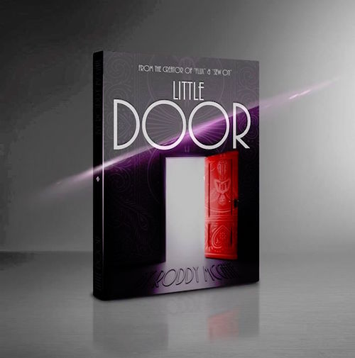 Click here to view attached image. & The Magic Cafe Forums - Little Door by Roddy McGhie pezcame.com